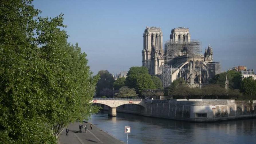 Notre Dame y el gótico: el vínculo entre la arquitectura y la espiritualidad - Gabriel Quirici - No Toquen Nada | DelSol 99.5 FM