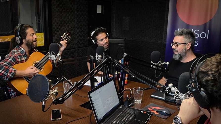 Las nuevas canciones propias de Spuntone & Mendaro - Audios - La Mesa de los Galanes | DelSol 99.5 FM