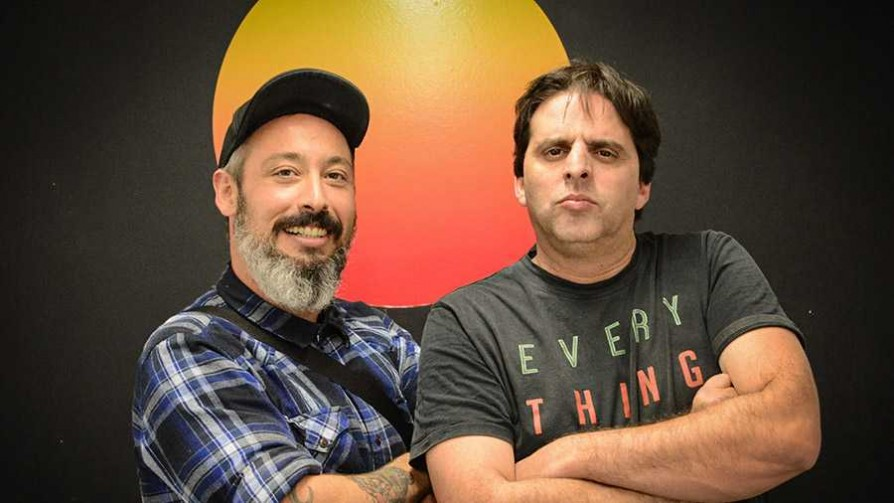 Nuevo enfrentamiento entre DJ Humo y DJ NarizGuetta - La batalla de los DJ - La Mesa de los Galanes | DelSol 99.5 FM