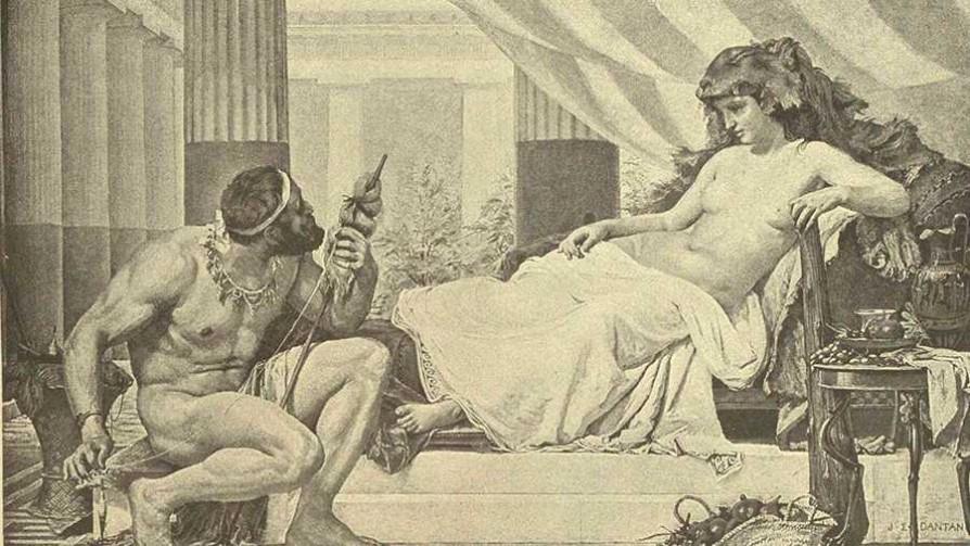 La etapa de esclavo de Heracles y el rumor de un semidiós - Segmento dispositivo - La Venganza sera terrible | DelSol 99.5 FM
