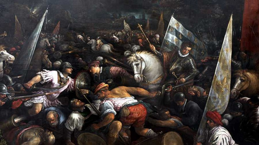 Carlos VIII, la sífilis y una expedición desastrosa a Nápoles - Segmento dispositivo - La Venganza sera terrible | DelSol 99.5 FM