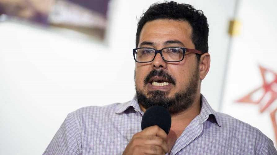 Sánchez reconoce vínculo de Placeres con Envidrio aunque le resta importancia - Entrevistas - Doble Click | DelSol 99.5 FM