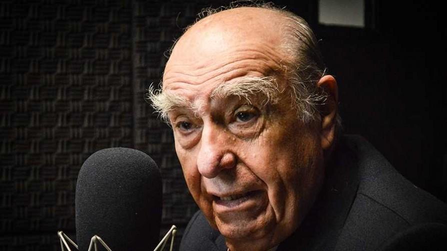 Internas: Sanguinetti dirá quien lo financia, si los demás lo hacen - Entrevistas - No Toquen Nada | DelSol 99.5 FM