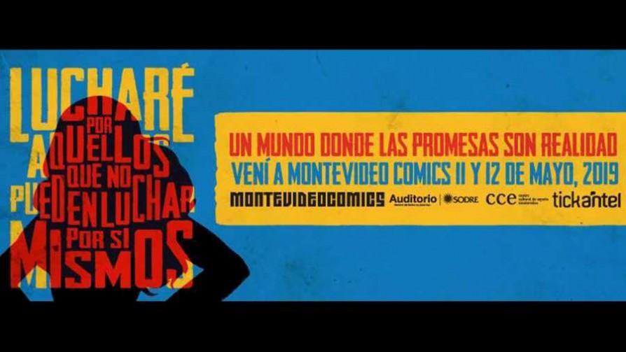 La 17ma edición de Montevideo Comics - Algo para hacer - Quién te Dice | DelSol 99.5 FM