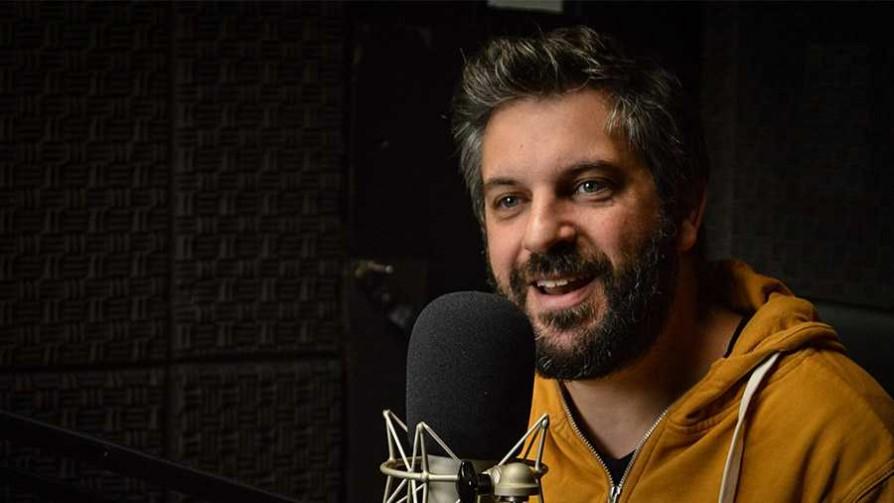 Gabriel Calderón festeja la mentira en la Sala Verdi - Hoy nos dice ... - Quién te Dice | DelSol 99.5 FM