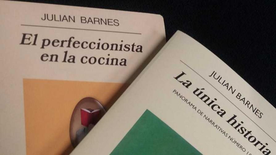 Julian Barnes y el maestro de los 10 minutos - La Receta Dispersa - Quién te Dice | DelSol 99.5 FM