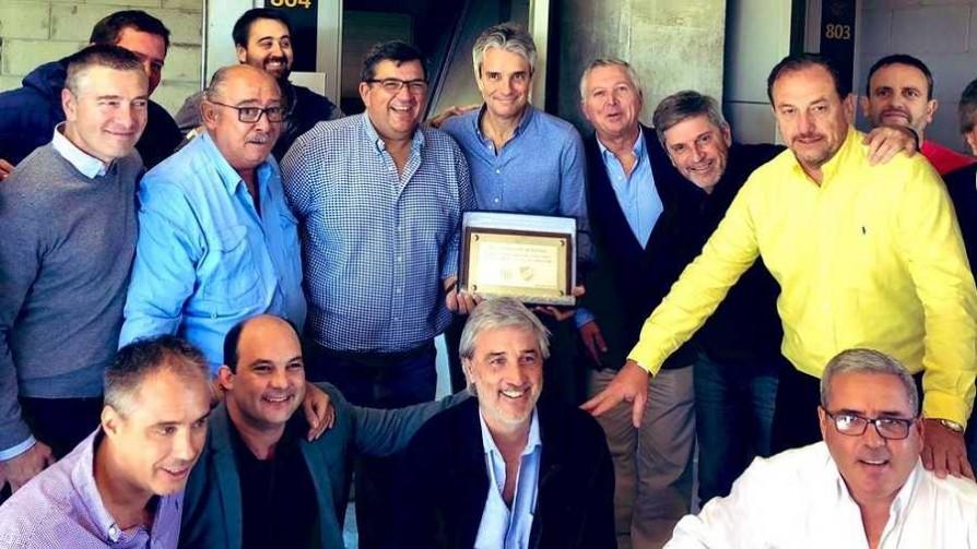 Catino y el clásico en el Campeón del Siglo - Audios - Locos x el Fútbol | DelSol 99.5 FM