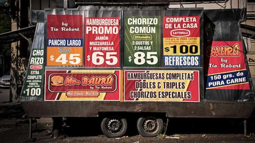 ¿Cuánto factura un carrito de hamburguesas y chorizos por día?  - Sobremesa - La Mesa de los Galanes | DelSol 99.5 FM