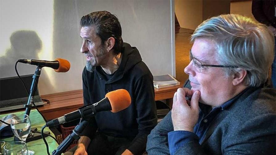 Picasso llegó a Uruguay - Entrevista central - Facil Desviarse | DelSol 99.5 FM
