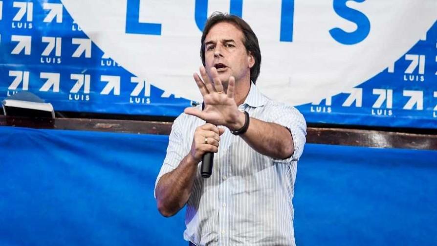 Por qué no haremos entrevista a Lacalle Pou antes de las internas - Departamento de periodismo electoral - No Toquen Nada | DelSol 99.5 FM