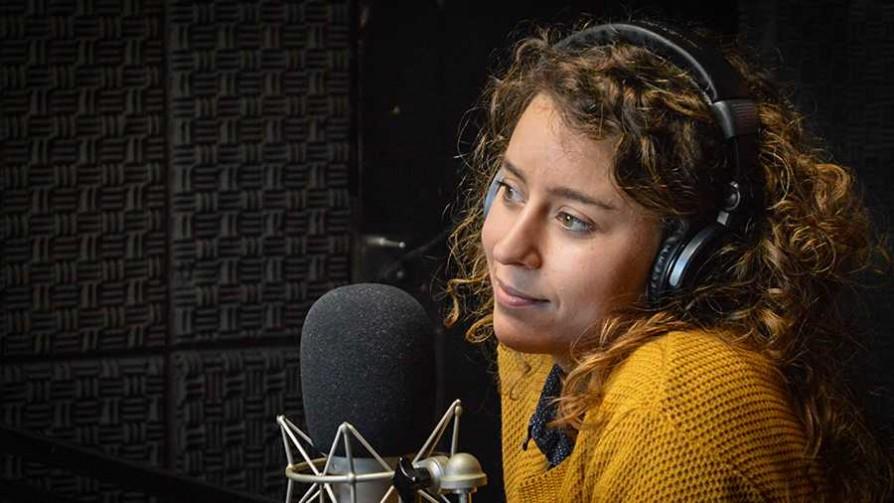 El amor de Florencia Núñez por su trabajo - Audios - Quién te Dice | DelSol 99.5 FM