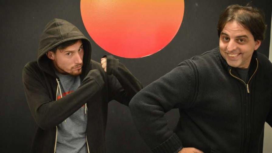 Un enfrentamiento con olor a naftalina y uruguayos en el exterior - DJ vs DJ - La Mesa de los Galanes | DelSol 99.5 FM
