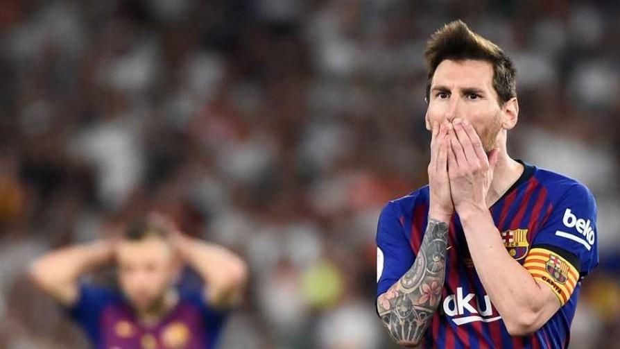 Messi habla luego de perder la final de la Copa del Rey - Imitaciones - Locos x el Fútbol | DelSol 99.5 FM