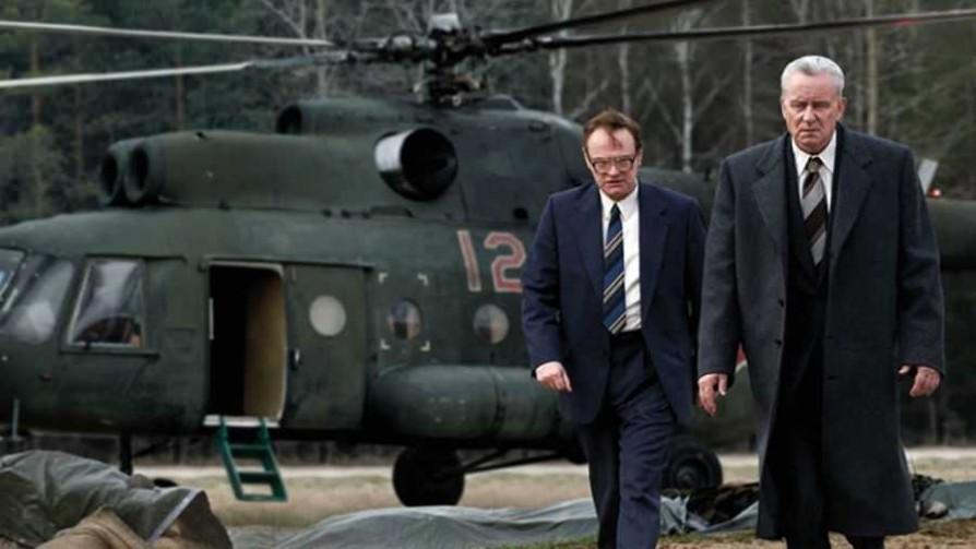 Chernobyl: haciendo patria - Televicio - Facil Desviarse | DelSol 99.5 FM
