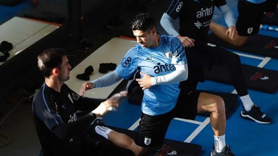 La rodilla de Suárez vuelve a ser noticia cinco años después  - Diego Muñoz - No Toquen Nada | DelSol 99.5 FM