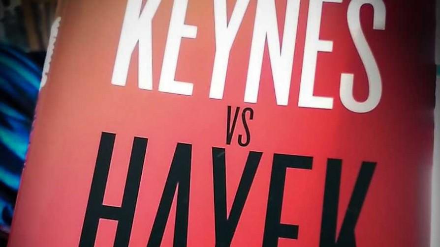Keynes vs. Hayek - Cociente animal - Facil Desviarse | DelSol 99.5 FM