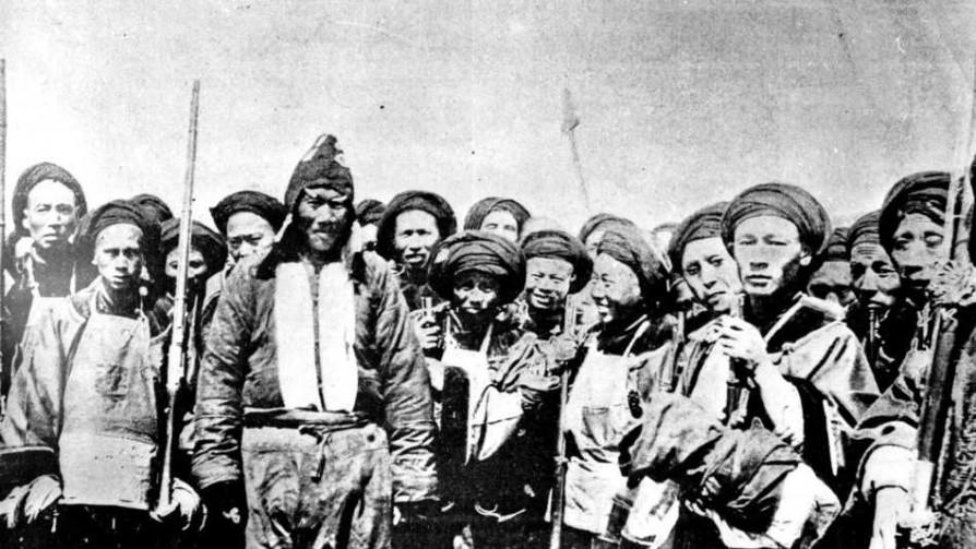 China: rebelión y masacre en los extremos del siglo XX - Gabriel Quirici - No Toquen Nada | DelSol 99.5 FM