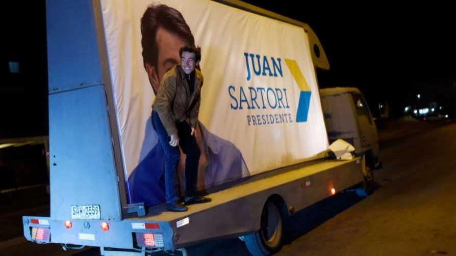 """Sartori: """"Estoy cansado de un Partido Nacional que pierde elecciones"""" - Entrevistas - Doble Click   DelSol 99.5 FM"""