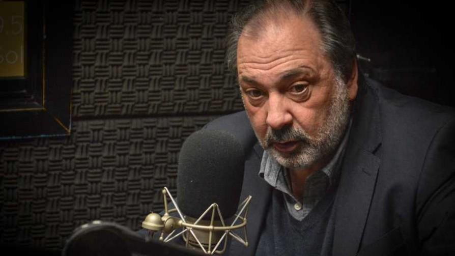 Gandini exhortó a los candidatos blancos a dejar por escrito que no están detrás de encuestas truchas - Entrevista central - Facil Desviarse | DelSol 99.5 FM
