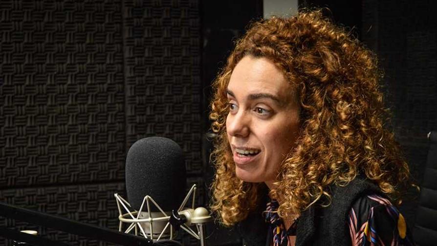 Victoria Césperes, su vuelta a Uruguay y sus proyectos actuales - Hoy nos dice - Quién te Dice   DelSol 99.5 FM