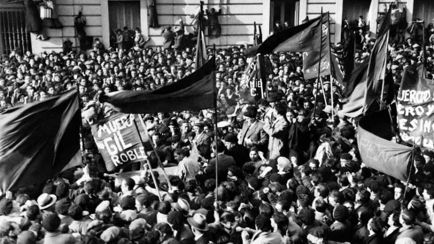 La caída de la república española y el pacto URSS-Alemania - Gabriel Quirici - No Toquen Nada | DelSol 99.5 FM