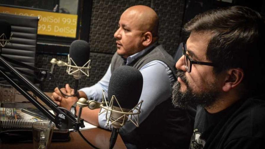 Solo Unidad Popular y Andrade quisieron escuchar la visión de la educación de Fenapes - Entrevista central - Facil Desviarse | DelSol 99.5 FM