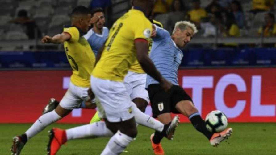 Uruguay 4 - 0 Ecuador - Replay - 13a0 | DelSol 99.5 FM