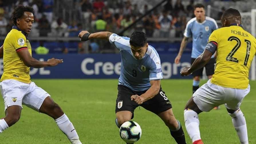 El triunfo de Uruguay ante los bolivianos con cuerpos de deportistas - Darwin - Columna Deportiva - No Toquen Nada | DelSol 99.5 FM