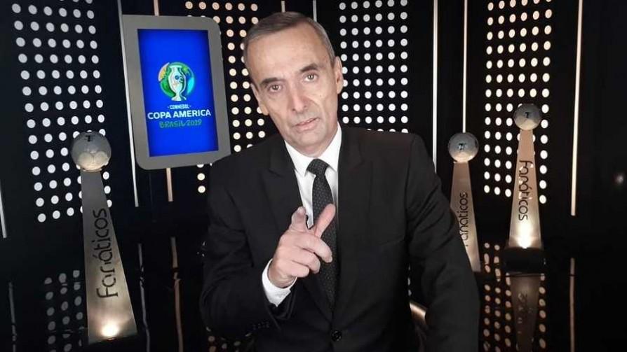 Frank McGregory con Juan Carlos Scelza - Frank McGregory - Locos x el Fútbol | DelSol 99.5 FM