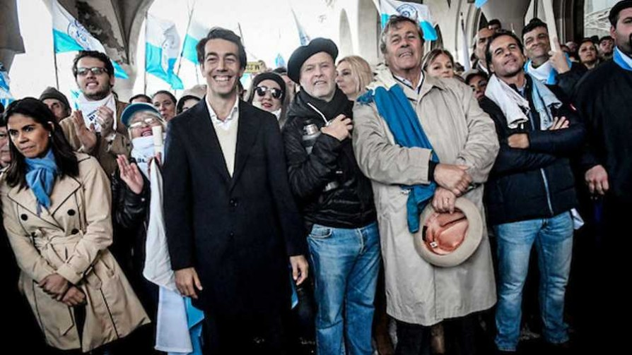 Duros cruces en la interna del Partido Nacional - Titulares y suplentes - La Mesa de los Galanes | DelSol 99.5 FM