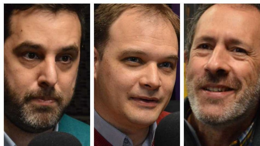 Los votos del MPP para Sartori y el empate técnico de los colorados - Ronda NTN - No Toquen Nada | DelSol 99.5 FM