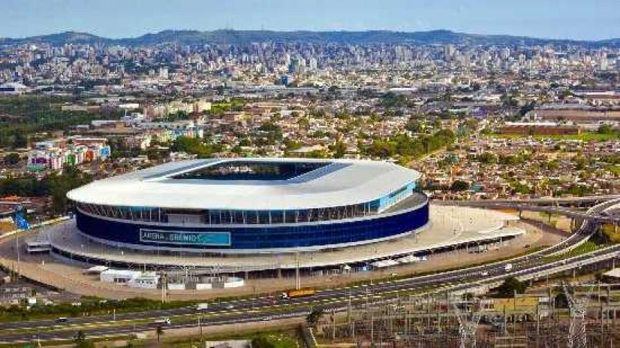 Recorriendo Porto Alegre con 13a0  - Informes - 13a0   DelSol 99.5 FM