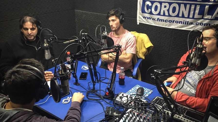 El Chuy recibió a La Mesa de los Galanes - Audios - La Mesa de los Galanes | DelSol 99.5 FM