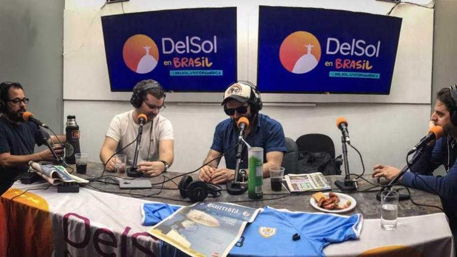 Previa en Porto Alegre – Bloque 1 - Especiales - Nosotros | DelSol 99.5 FM