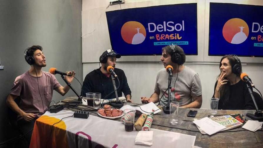 Previa en Porto Alegre – Bloque 2 - Especiales - Nosotros | DelSol 99.5 FM