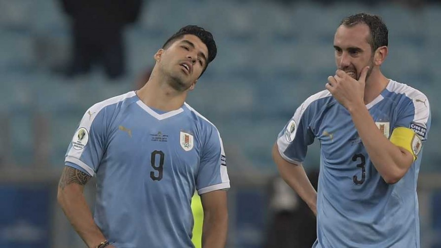 """Uruguay tuvo un problema grande en el control de la pelota"" - Comentarios - 13a0 | DelSol 99.5 FM"