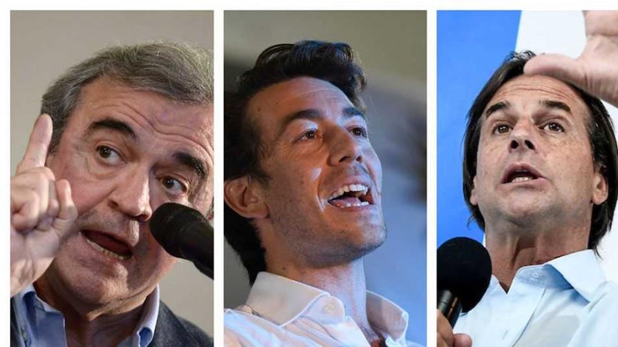 Análisis de la interna más desafiante: la del Partido Nacional - Victoria Gadea - No Toquen Nada | DelSol 99.5 FM