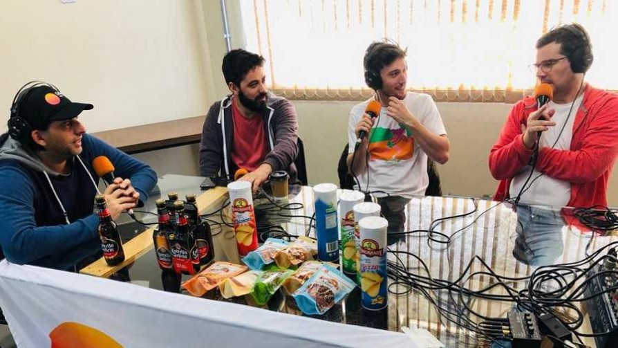 La Mesa desde Pelotas - Audios - La Mesa de los Galanes | DelSol 99.5 FM