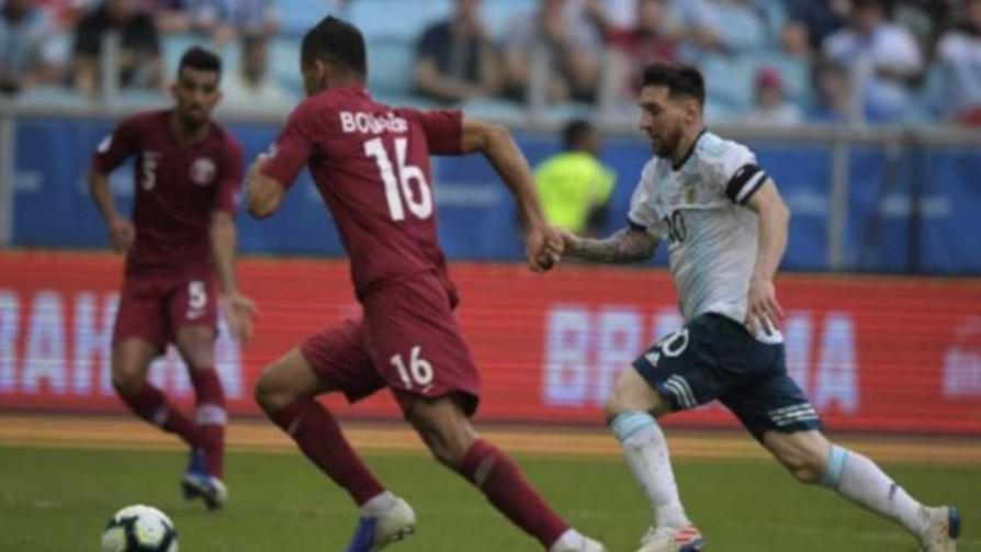 Argentina 2 - 0 Qatar - Replay - 13a0 | DelSol 99.5 FM