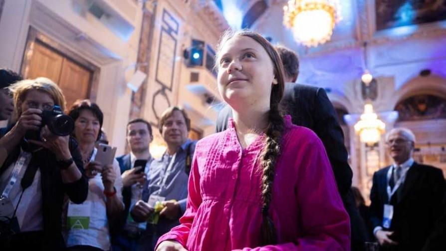 La historia de Greta Thunberg y una lección breve sobre pronunciación sueca - Informes - No Toquen Nada | DelSol 99.5 FM