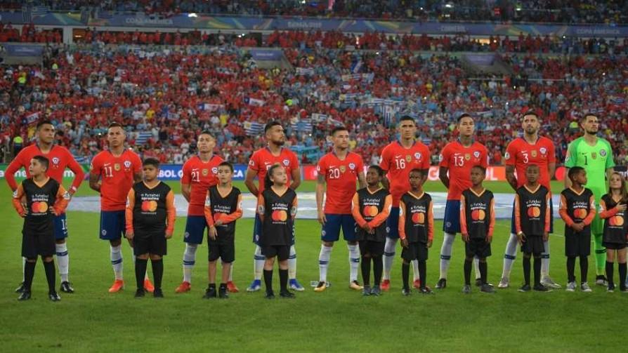 Eugenio Figueroa habla de la selección chilena - Audios - Locos x el Fútbol   DelSol 99.5 FM