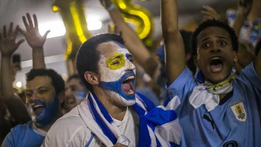 Gonzalo desde Río de Janeiro tras la victoria uruguaya - Audios - Quién te Dice | DelSol 99.5 FM