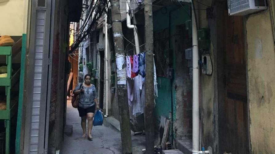 El relato de Gonzalo de su paso por la favela Tavares Bastos - Audios - Quién te Dice | DelSol 99.5 FM