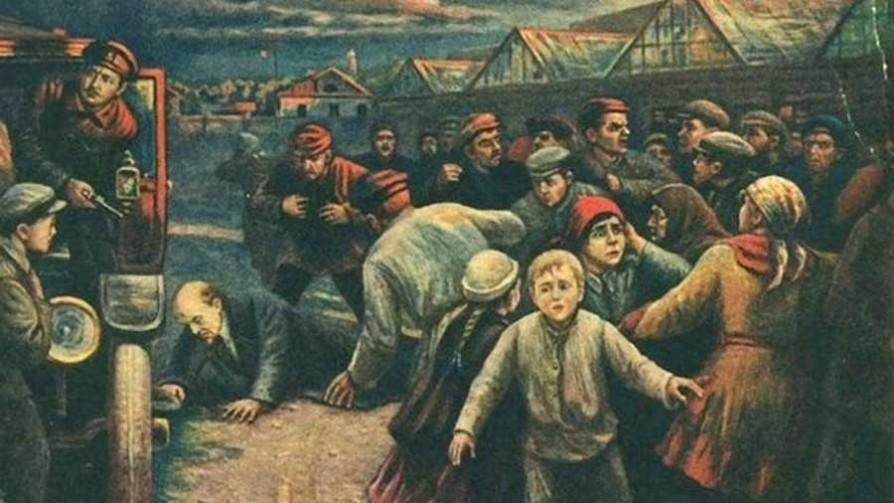 Fanni Kaplán, autora del intento de asesinato de Lenin - Segmento dispositivo - La Venganza sera terrible | DelSol 99.5 FM