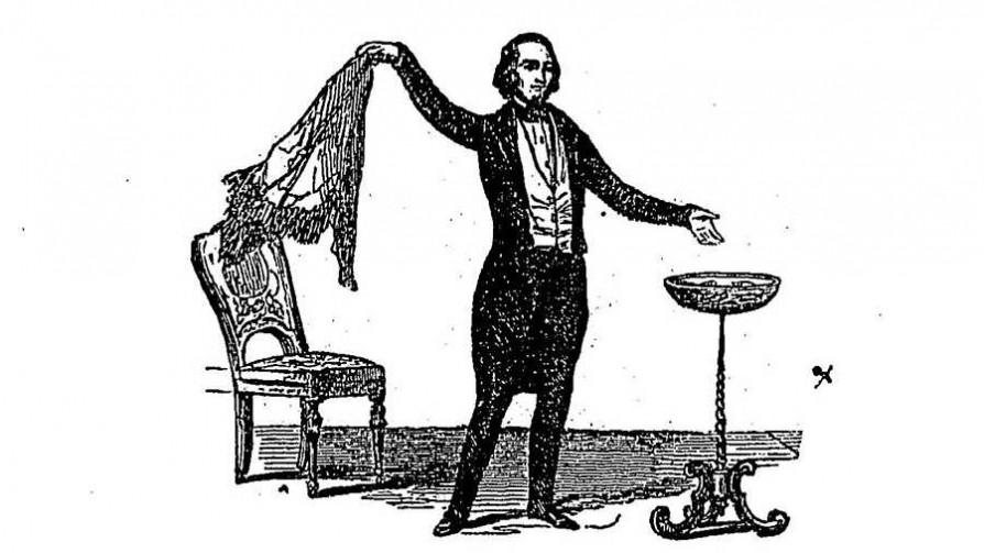 Robert-Houdin, el padre de la magia moderna - Segmento dispositivo - La Venganza sera terrible | DelSol 99.5 FM