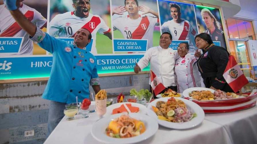 La futbolización de la cocina peruana - La Receta Dispersa - Quién te Dice | DelSol 99.5 FM