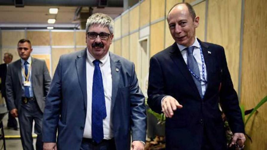 Uruguay abandonó la Asamblea de la OEA - Titulares y suplentes - La Mesa de los Galanes | DelSol 99.5 FM