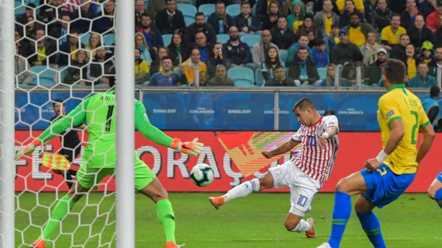 Brasil 0 (4) - 0 (3) Paraguay - Replay - 13a0 | DelSol 99.5 FM