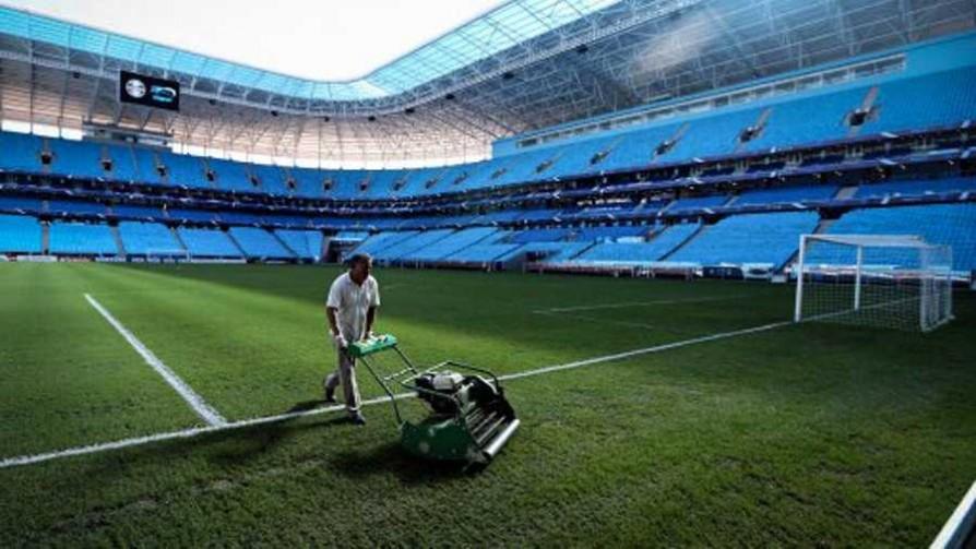 El estado de las canchas de la Copa América 2019 en el centro de la polémica - Informes - 13a0 | DelSol 99.5 FM