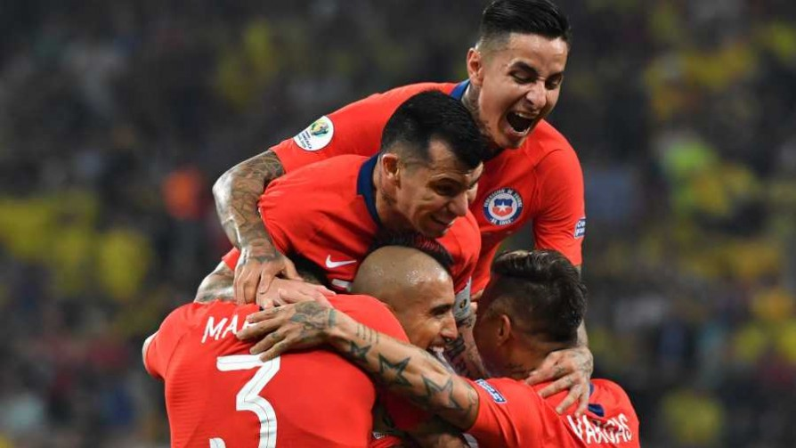 Chile 0 (5) - 0 (4) Colombia - Replay - 13a0 | DelSol 99.5 FM